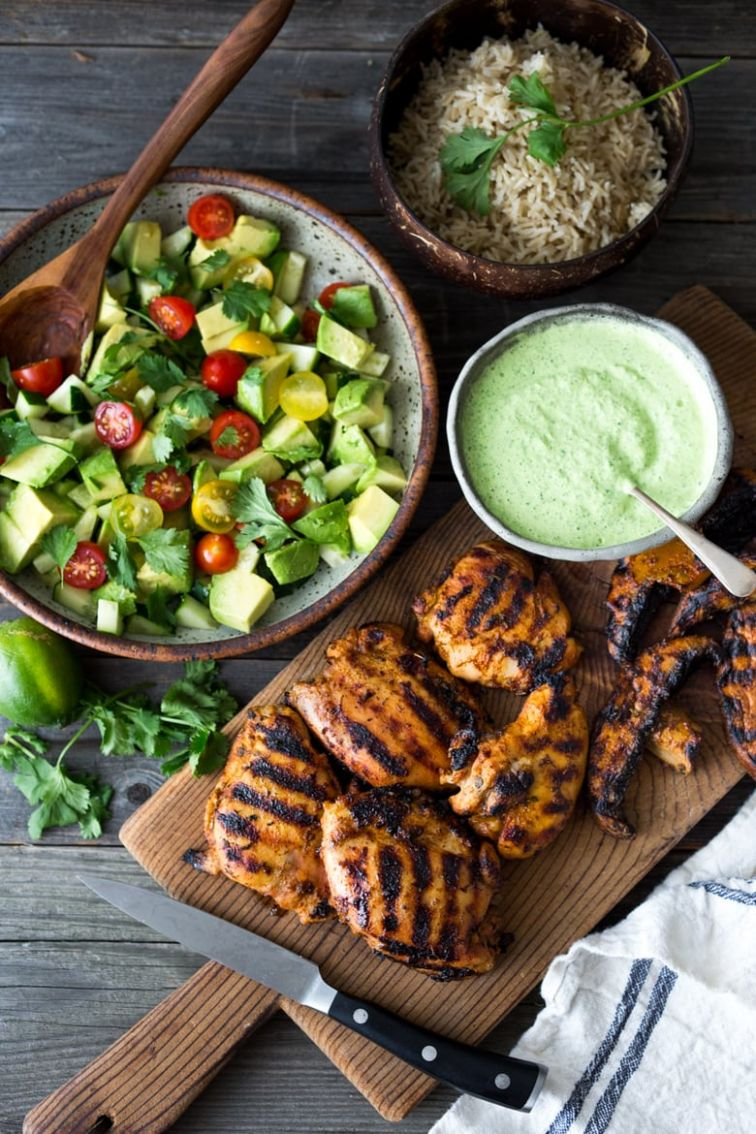 9 Grilling Recipes from Around the Globe! | Feasting At Home - Dinner Recipes Grill