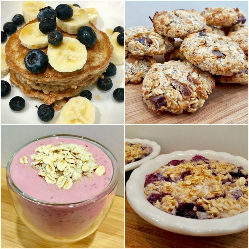9 healthy and filling oat recipes that will get you excited for ...