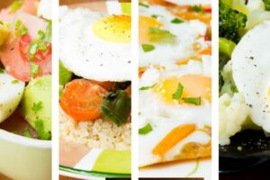 9 Healthy Breakfast Ideas For Weight Loss With Eggs | Weight Loss Recipes