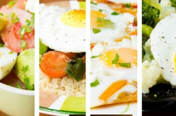 9 Healthy Breakfast Ideas For Weight Loss With Eggs   Weight Loss Recipes