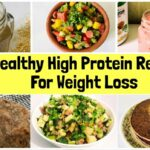 9 Healthy High Protein Recipes For Weight Loss | Indian High Protein Vegan  Diet Plan | In Hindi – Weight Loss Lunch Recipes Indian