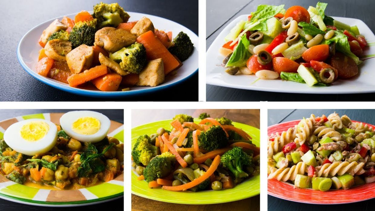 9 Healthy Low Calorie Recipes For Weight Loss - Healthy Recipes Low Calorie