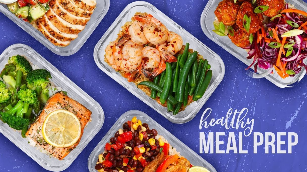 9 Healthy MEAL PREP Ideas | Back-To-School 9 - Healthy Recipes Nz Lunch