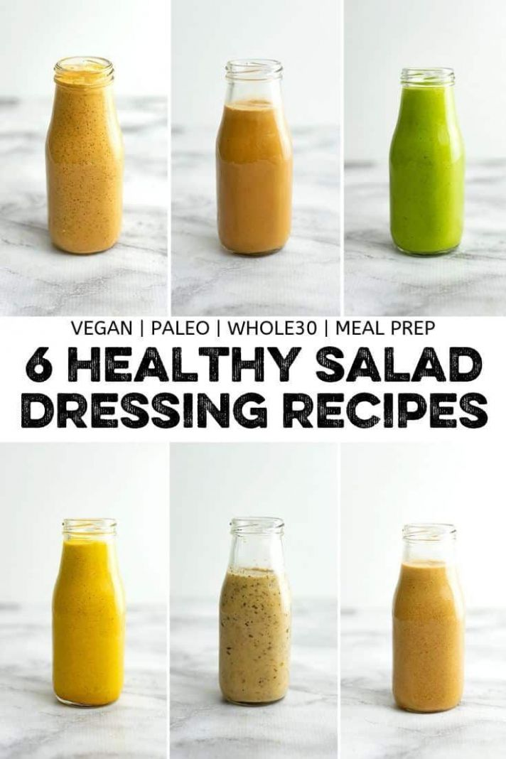 9 healthy salad dressing recipes that will take any salad from ..