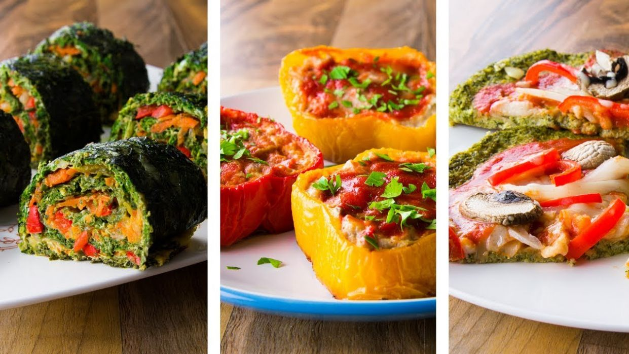 9 Healthy Vegetable Recipes For Weight Loss - Vegetable Recipes Diet