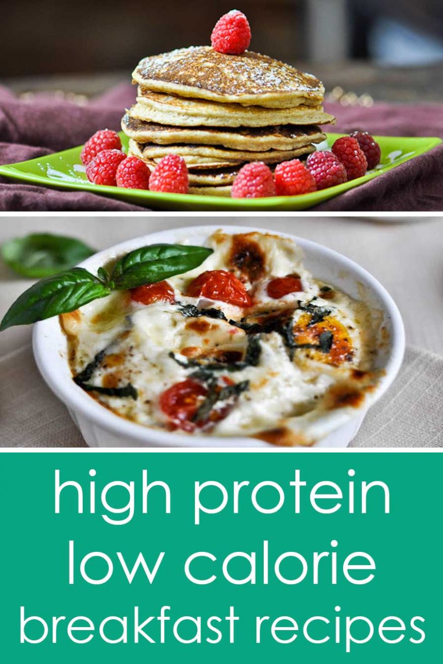 9 High protein, low calorie breakfast recipes - Breakfast Recipes High Calorie