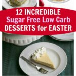 9 Incredible Sugar Free Low Carb Desserts For Easter | Low Carb ..