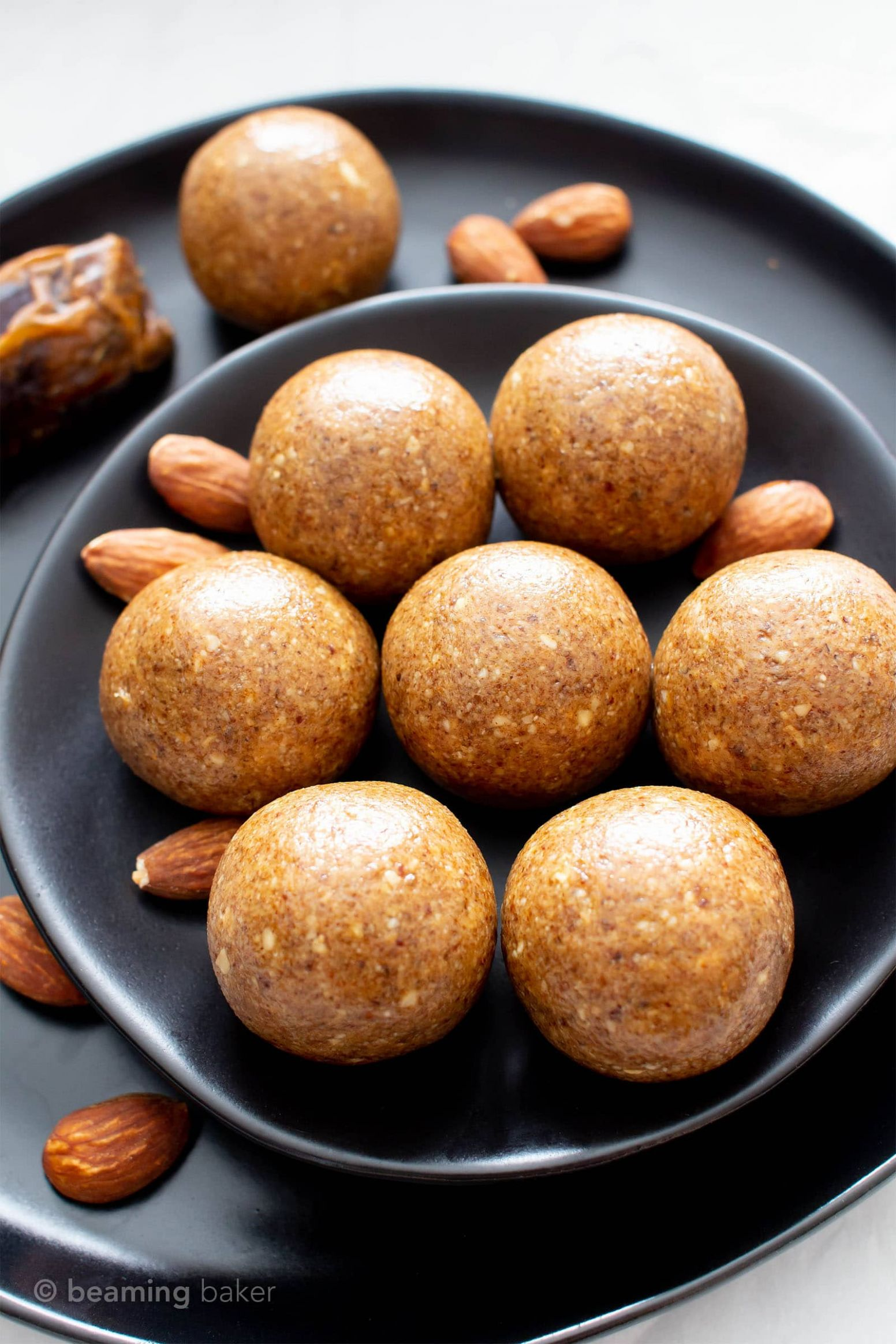 9 Ingredient Healthy No Sugar Added Paleo Energy Balls (Fruit ..