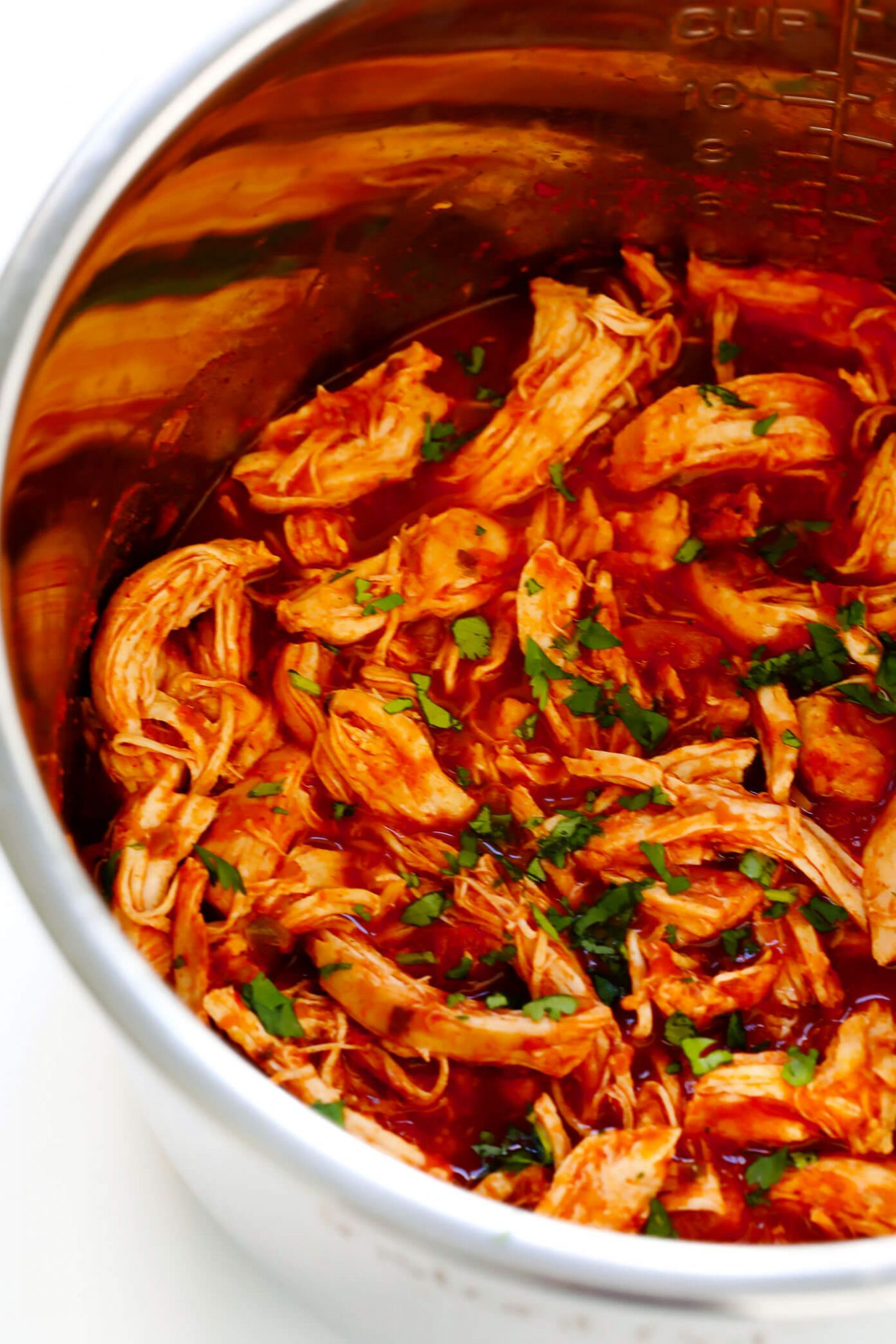9-Ingredient Mexican Shredded Chicken - Recipes Chicken Breast Mexican