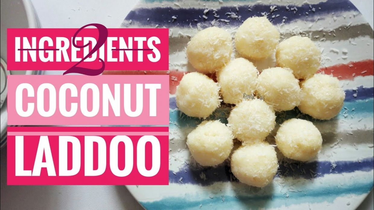 9 Ingredients Laddoo, Cooking Without Fire, easy dessert ideas, laddoo in 9  mins - Recipes Of Cooking Without Fire
