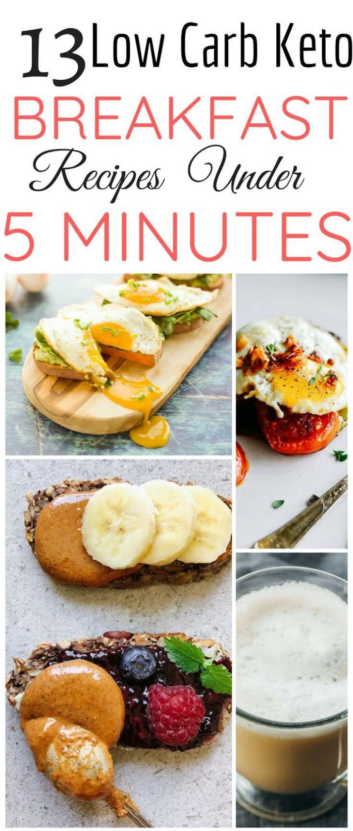 9 keto breakfast recipes under 9 minutes for busy people. These ..