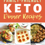 9+ Kid Friendly Keto Dinner Recipes Your Entire Family Will Eat ..