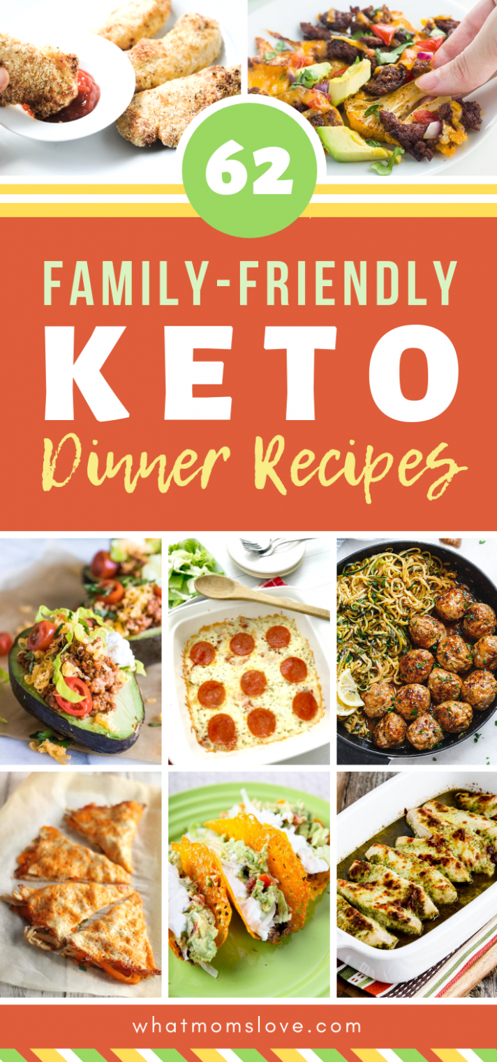9+ Kid-Friendly Keto Dinner Recipes Your Entire Family Will Eat ...