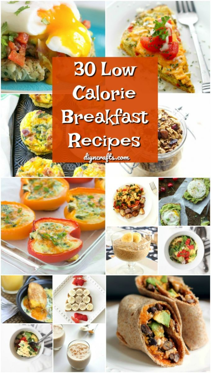 9 Low Calorie Breakfast Recipes That Will Help You Reach Your ..