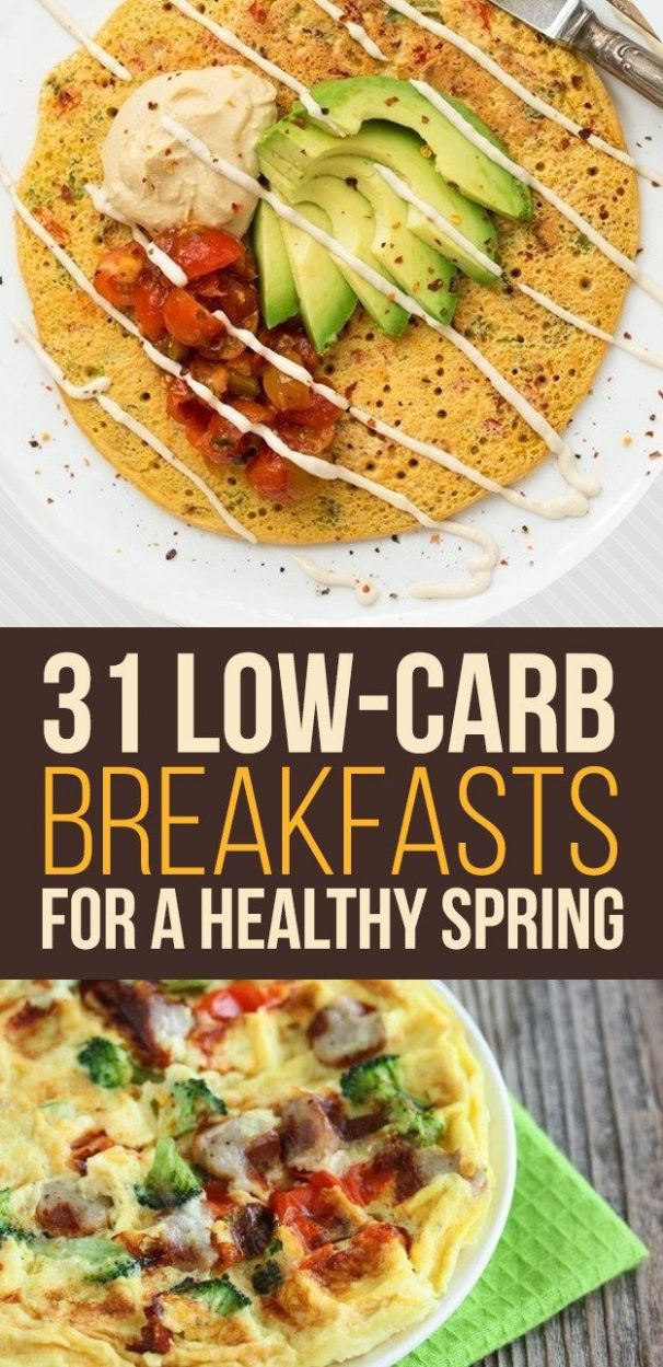 9 Low-Carb Breakfasts That Will Actually Fill You Up | Breakfast ..