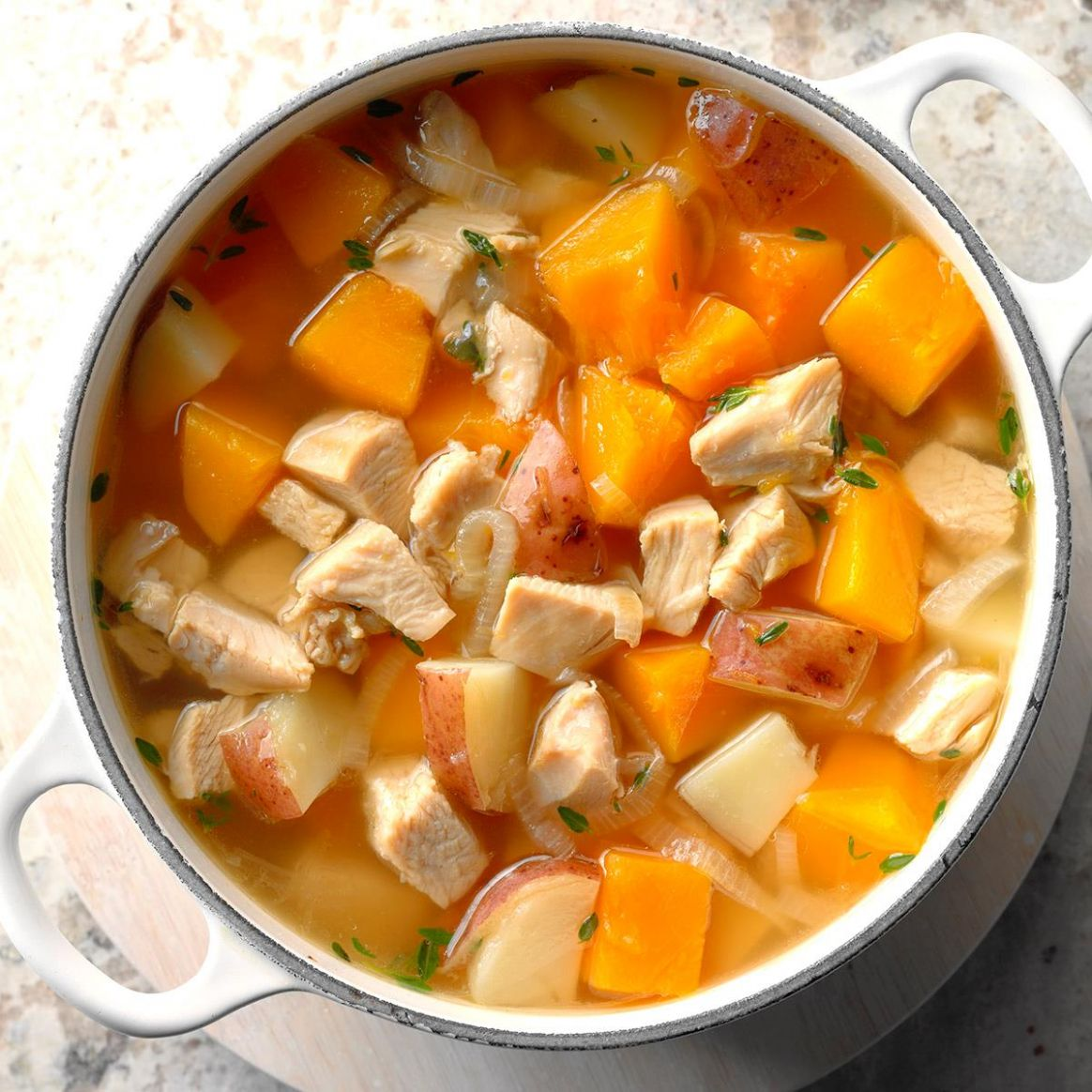 9 Low-Sodium Soup Recipes to Keep You Cozy this Fall | Taste of Home - Soup Recipes Low Sodium