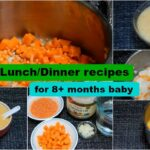 9 Lunch/Dinner Recipes For 9+ Months Baby L Healthy Baby Food Recipe L  Stage 9 Homemade Baby Food – Food Recipes For 8 Month Old