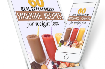 9 Meal Replacement Smoothies eBook