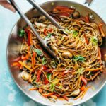 9 Minute Lo Mein – Recipes Vegetable Lo Mein