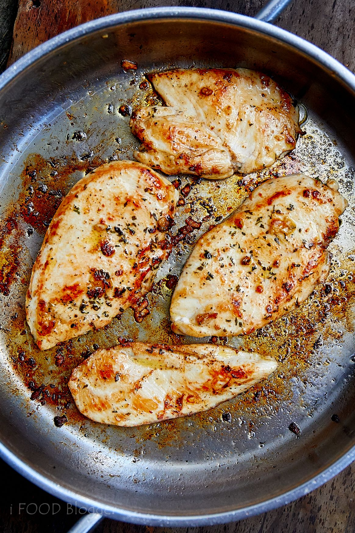 9-Minute Pan-Fried Chicken Breast - Recipes With Chicken Breast For One
