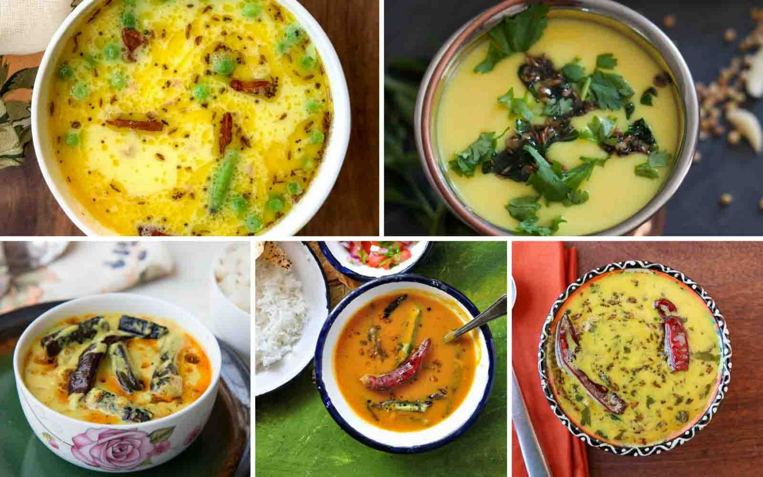 9 Must Try Kadhi Recipes You Can Make For A Lunch Or Dinner by ..