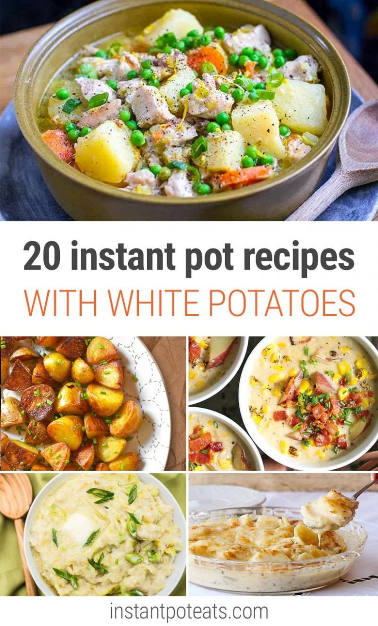 9 Perfect Instant Pot Potato Recipes - Instant Pot Eats