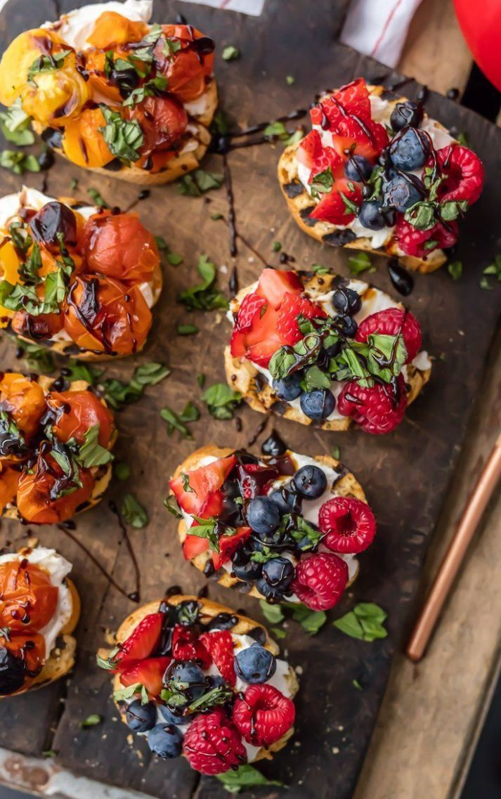 9 Simple, No-Sweat Summer Appetizers | Brunch, Easy appetizer ..