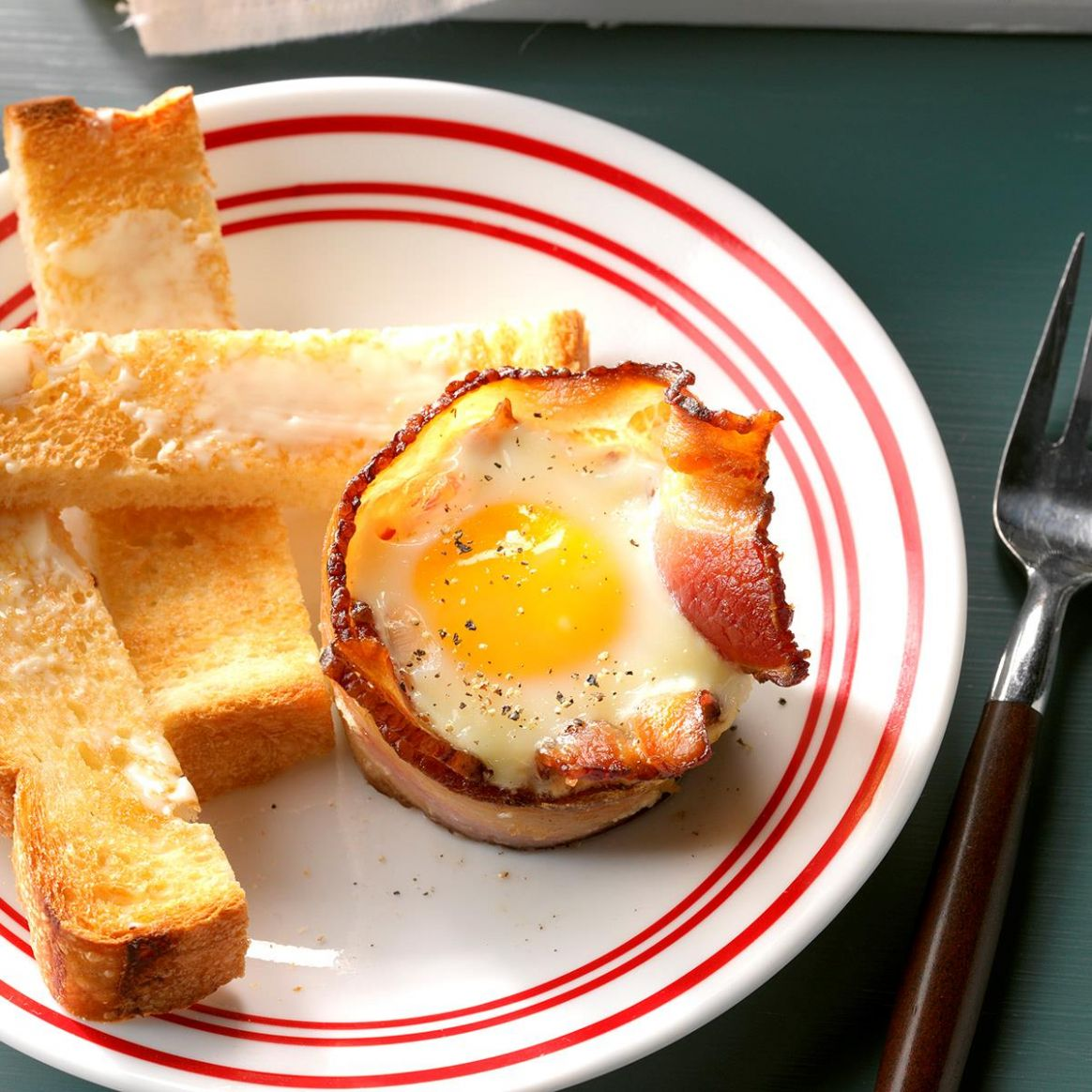 9 Sizzling Bacon Breakfast Recipes | Taste of Home - Breakfast Recipes With Bacon