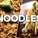 9 Tasty Noodle Recipes