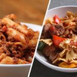 9 Unforgettable Red Sauce Pasta Recipes • Tasty – Pasta Recipes On Youtube