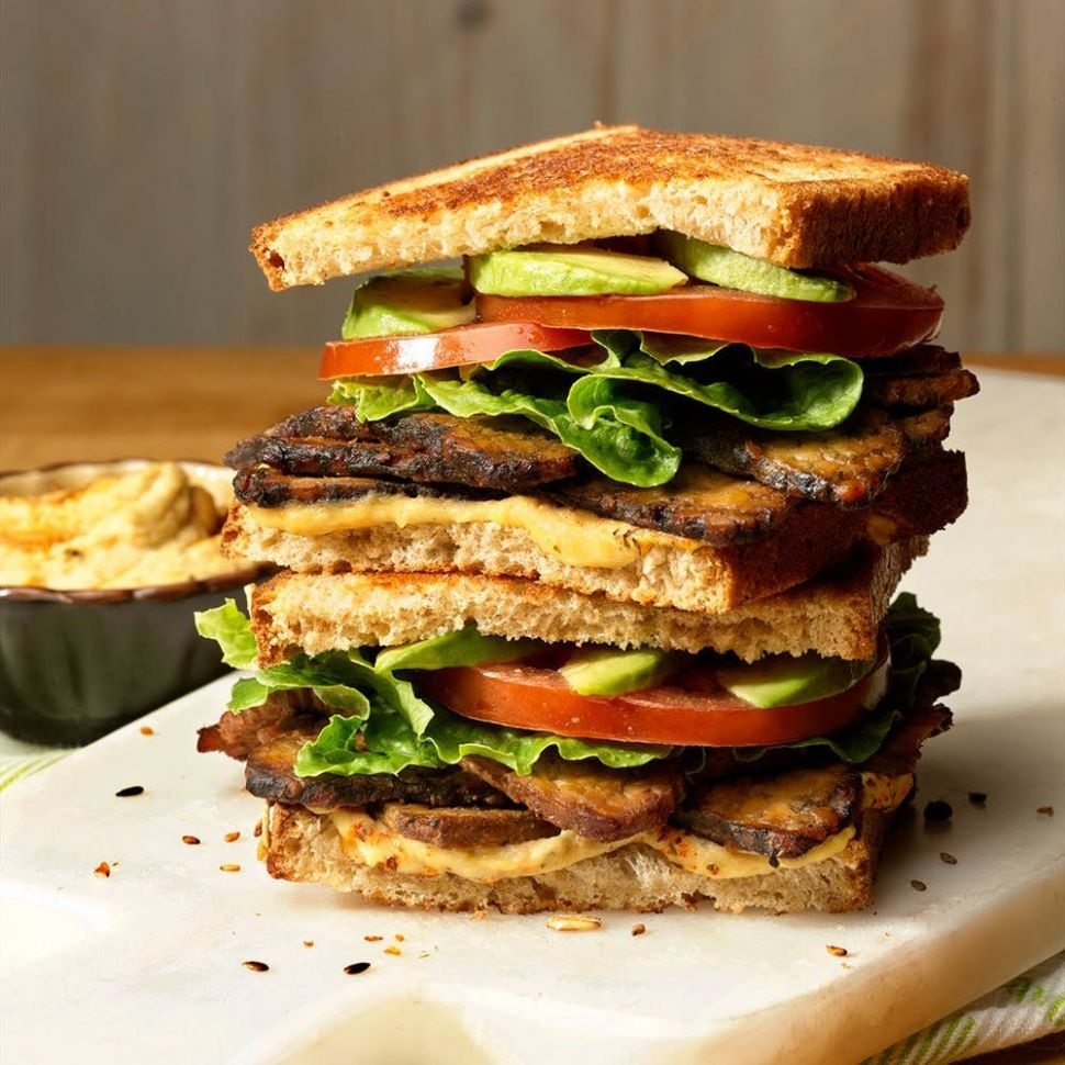 9 Vegan Sandwich Recipes That Make Lunch the Best Part of Your ...