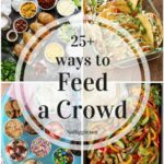 9+ Ways To Feed A Crowd | NoBiggie – Recipes Cooking For A Crowd