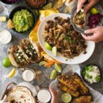 A Big Mexican Fiesta That's Easy To Make | RecipeTin Eats – Recipes Dinner Party Easy