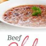 A Healthy Beef Chili Recipe Approved For The Jumpstart Meal Plan ..