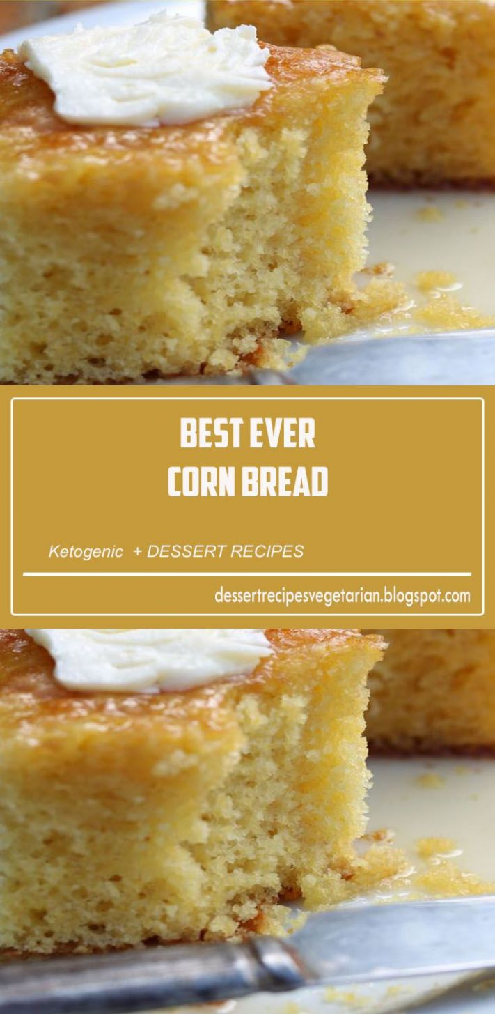 A super moist and delicious corn bread recipe that is made with 10 ..