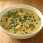 Addicted To Ottolenghi – Red Lentil Soup With Fried Tofu And Spicy ..