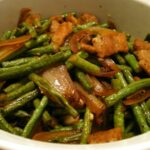 Adobong Sitaw – Vegetable Recipes In The Philippines