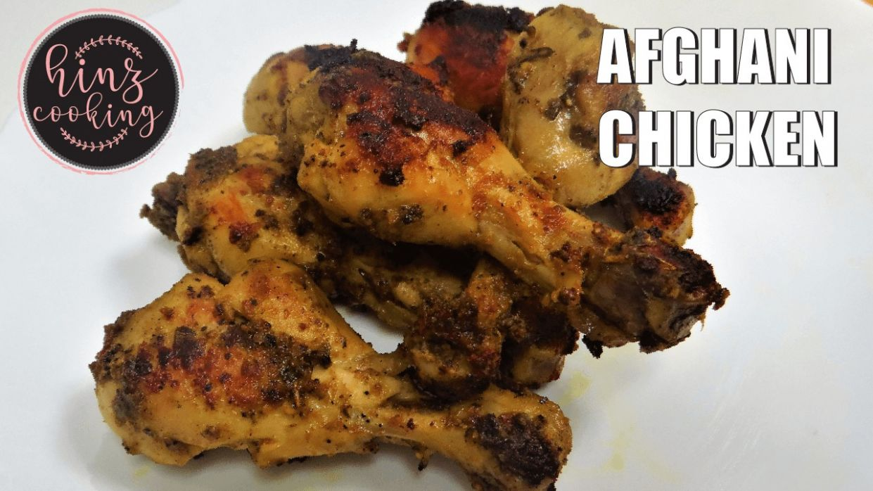 Afghani Chicken Recipe - How to Make Afghani Chicken - Recipes Chicken In Hindi