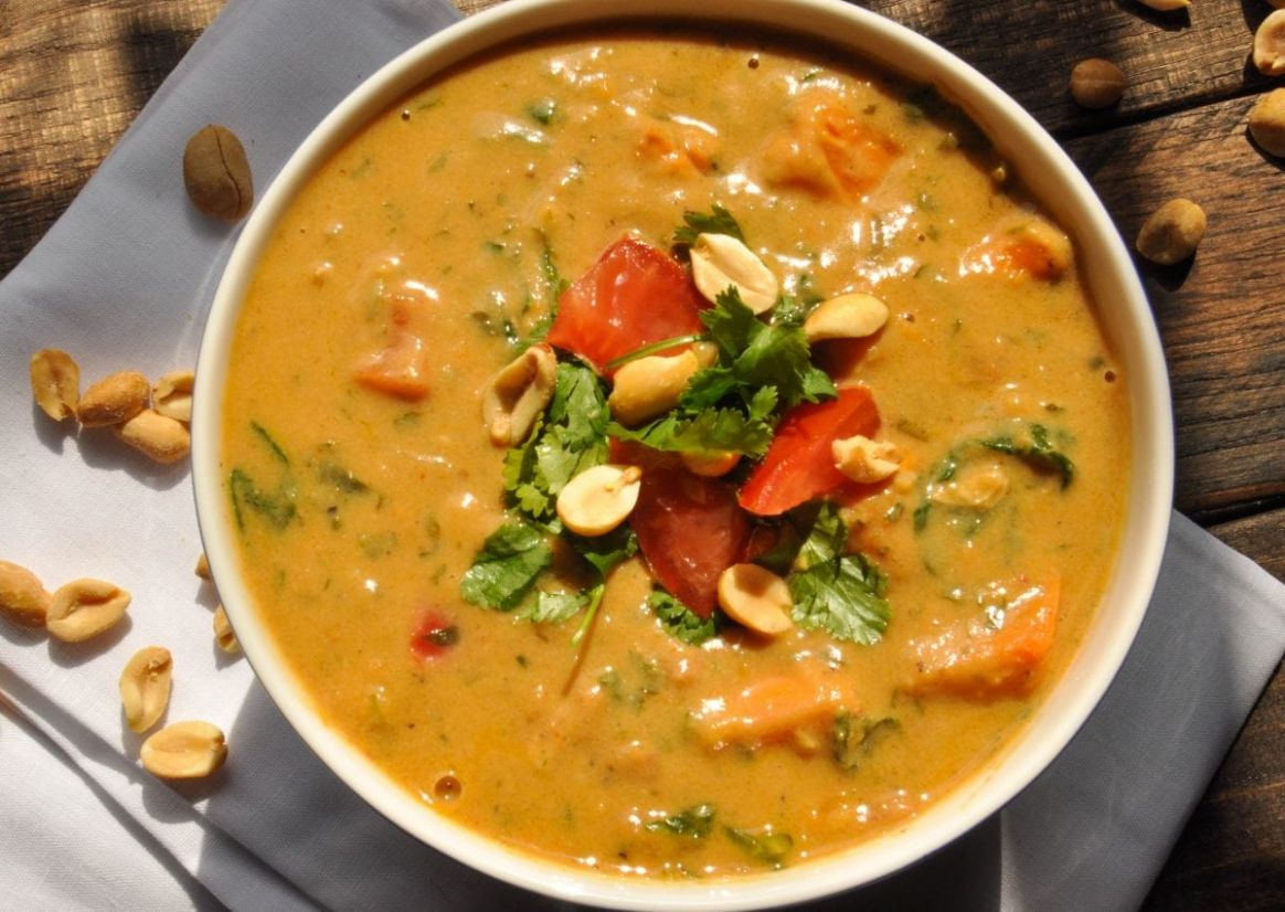 African Peanut Soup - Soup Recipes South Africa