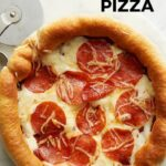 Air Fryer Deep Dish Pepperoni Pizza – Pizza Recipes In Xl Pressure Cooker