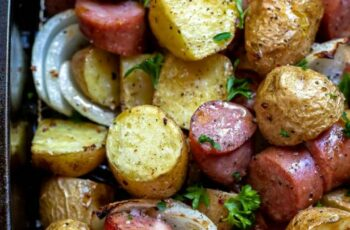 Air Fryer Sausage And Potatoes Dinner Recipes - Recipes Of Chef