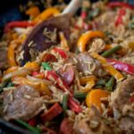 All In One Spicy Pork And Rice – Recipes Pork On Rice