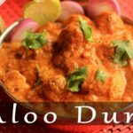 Aloo Dum Recipe in Hindi | Indian Lunch & Dinner Recipes | Kashmiri Aloo Dum