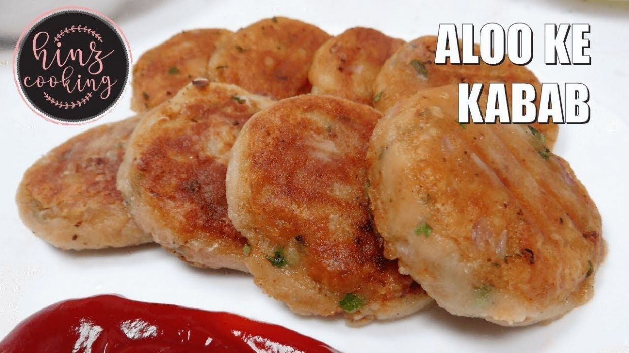 Aloo Kabab Recipe - Potato Kebabs Recipe - Aloo Kabab without Egg ..