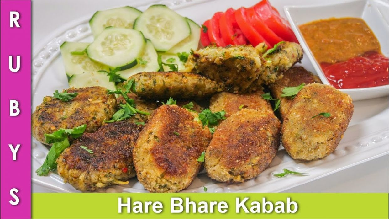 Aloo ke Kabab Hare Bhare Jhat Phat Mazedar Kababs Recipe in Urdu Hindi - RKK - Urdu Recipes Aloo Kabab