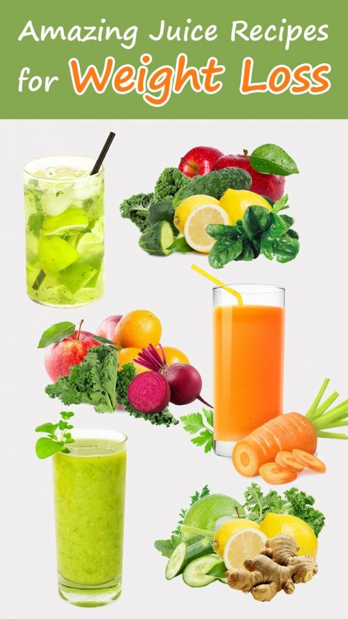 Amazing Juice Recipes for Weight Loss - Recommended Tips - Juicing Recipes For Weight Loss That Taste Good