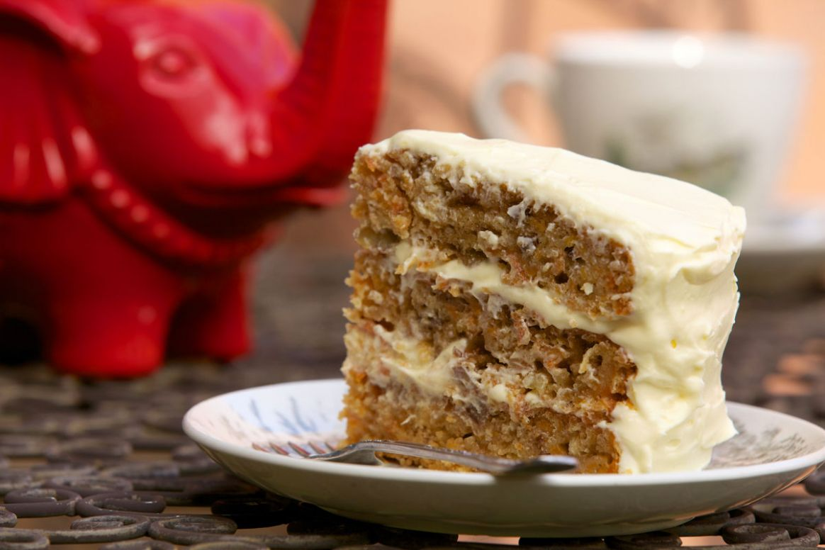 American Southern-style carrot cake - Dessert Recipes American