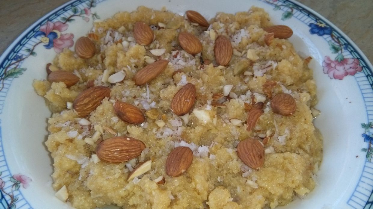Anday Ka Halwa Recipe | How to make anday ka halwa | Anday or Suji ka Halva  (Egg dessert) Recipe - Recipe Egg Halwa