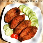 Anjal Fry | King Fish Fry – Recipes Fish Fry