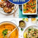 Anti Inflammatory Meal Plan Of Dairy Free And Gluten Free Recipes – Healthy Recipes No Dairy